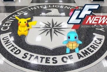 O Pokémon GO seria uma arma de espionagem do CIA?