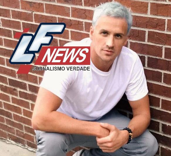 Nadador Ryan Lochte gosta de aparecer e é considerado burro pelos amigos