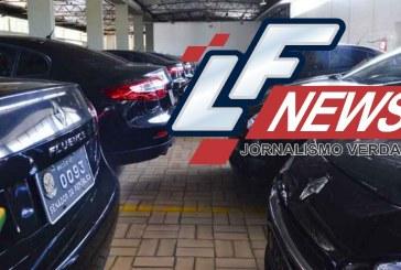 Senado pretende gastar R$ 1,1 milhão com lavagem de carros