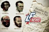 Tombamento de documentos da 'Revolta dos Búzios'
