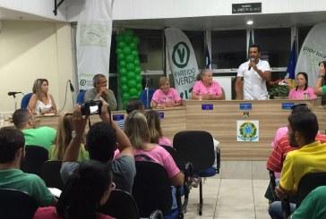 Em convenção realizada, PV de Lauro de Freitas anuncia coligação com DEM e PSDB
