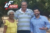 Doutor Heraldo Rocha e Doutor Everton Mendes fazem visita ao Terreiro Ilê Axé Opô Ojú Omí