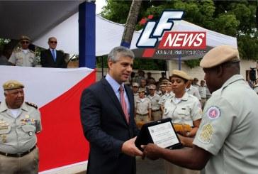Vinte e nove sargentos incorporados à Polícia Militar