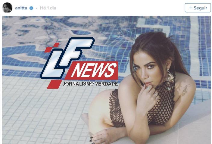 Anitta posta foto sem calcinha e causa alvoroço na internet