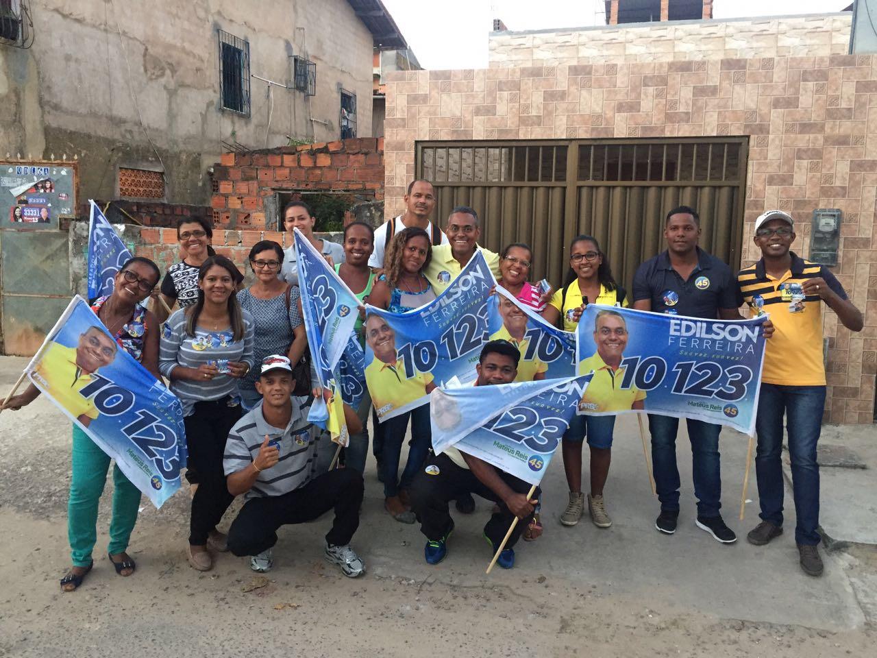 Horto Florestal e Jardim Jaraguá recebem visita de Edilson Ferreira nesta quarta-feira