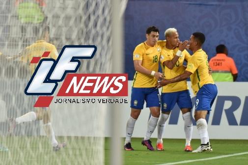 Seleção Brasileira cresce em poderio ofensivo