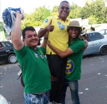 Edilson Ferreira é o vereador mais votado em Lauro de Freitas
