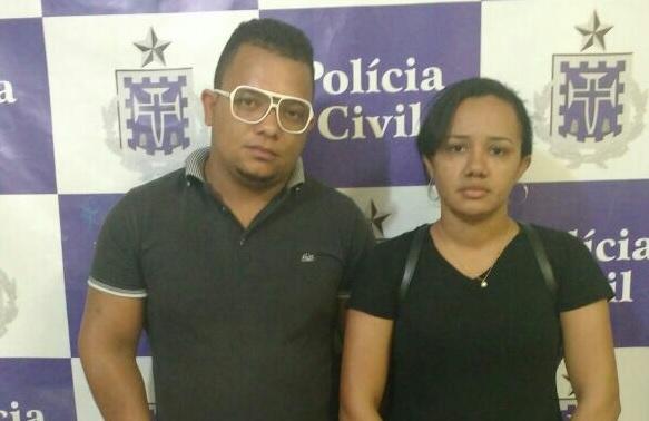 Casal é preso suspeito de vender peças de iPhones em desmanche de celulares em Salvador