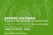 Cine Teatro de Lauro de Freitas recebe programa de formação e qualificação de agentes culturais
