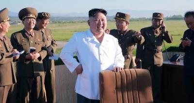 """EUA alertam sobre risco de conflito """"de grandes proporções"""" com a Coreia do Norte"""