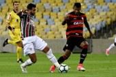 Vitória perde para o Fluminense e segue na zona de rebaixamento