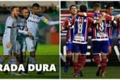 Bahia enfrenta o Grêmio em busca do primeiro triunfo fora de casa