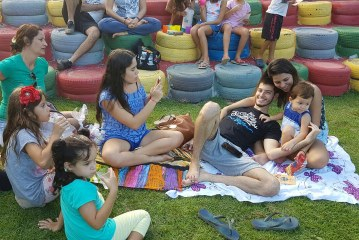 Parque Ecológico de Vilas vem sendo a atração da população, principalmente nos finais de semana