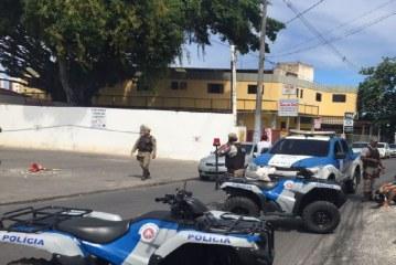 """Policiamento é reforçado em Lauro de Freitas e SSP diz que combate ao tráfico de drogas continuará """"duro e incessante"""""""