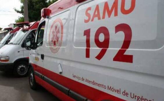 Após incêndio em ônibus, telefone do Samu fica fora do ar