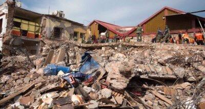 Sobe para 226 o número de mortos registrados após terremoto no México