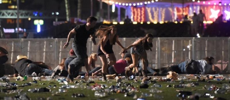 Ao menos 20 pessoas morrem após atirador abrir fogo em festival de música em Las Vegas