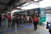 Após 4h de protesto, coletivos voltam a circular nas estações de Salvador