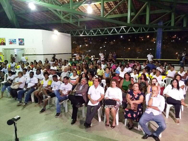 Alunos da EJA se reúnem para culminância do Programa Trabalho, Justiça e Cidadania