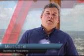 Mauro Cardim faz um balanço do seu trabalho à frente da Seplan; veja vídeo