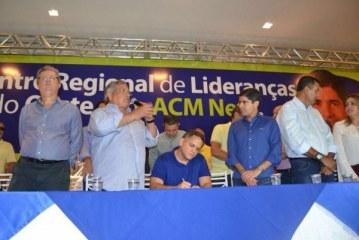 Após elogios a Rui, prefeito de Barreiras se reaproxima de Neto