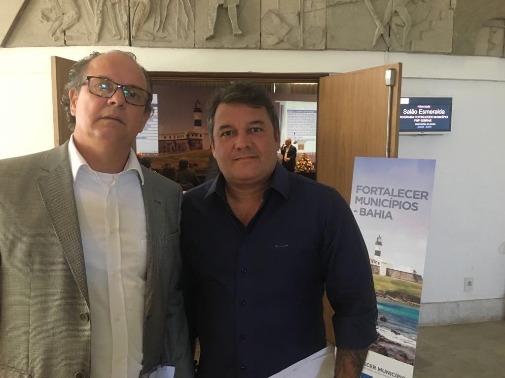 Secretário Mauro Cardim participa de seminário: Fortalecer Municípios