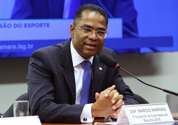 PRB não tem pressa de indicar novo ministro, diz Marinho
