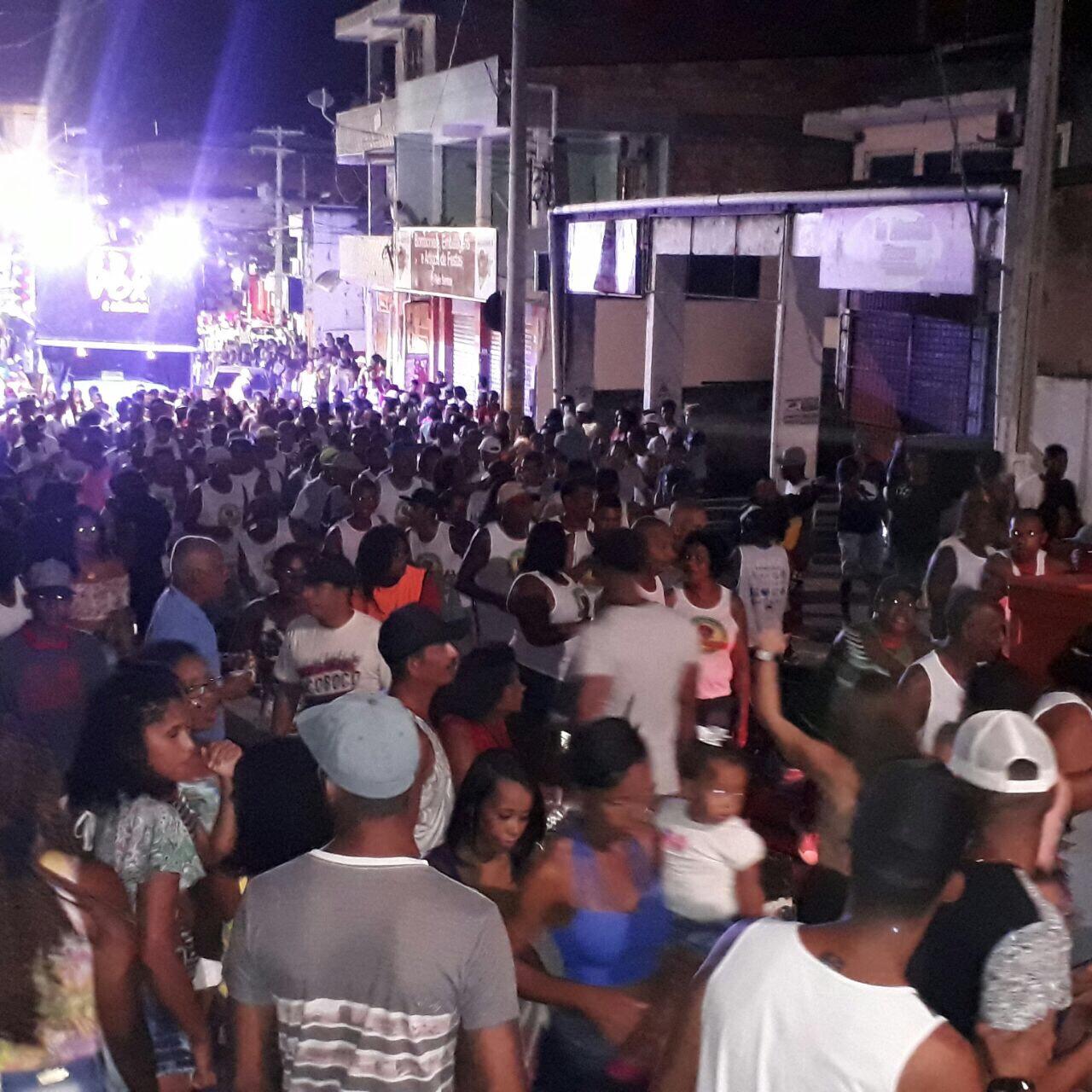 Confira a programação do Carnaval de Lauro de Freitas para este domingo