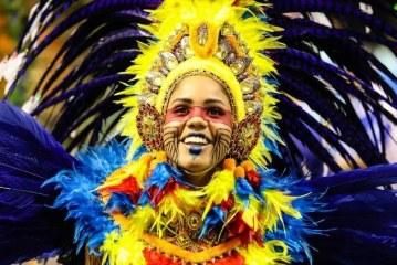 Acadêmicos do Tatuapé é bicampeã do carnaval de SP
