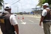 Manifestantes bloqueiam via Parafuso; veja pontos de retenção