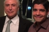 Michel Temer recebe Crivella e ACM Neto nesta terça-feira