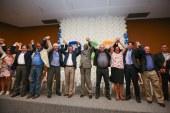 Coronel destaca trabalho do governador Rui Costa em Salvador, em evento municipal do PSD