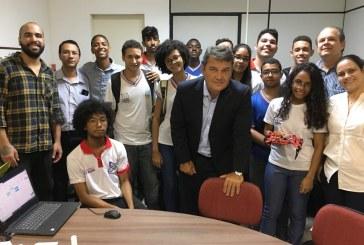 Lauro de Freitas ampliará sua presença na Campus Party-2018