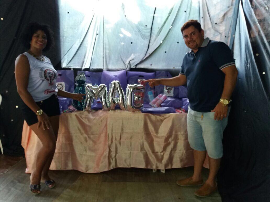 Alex Simões realizou pelo terceiro ano consecutivo o evento do Empoderamento Feminino