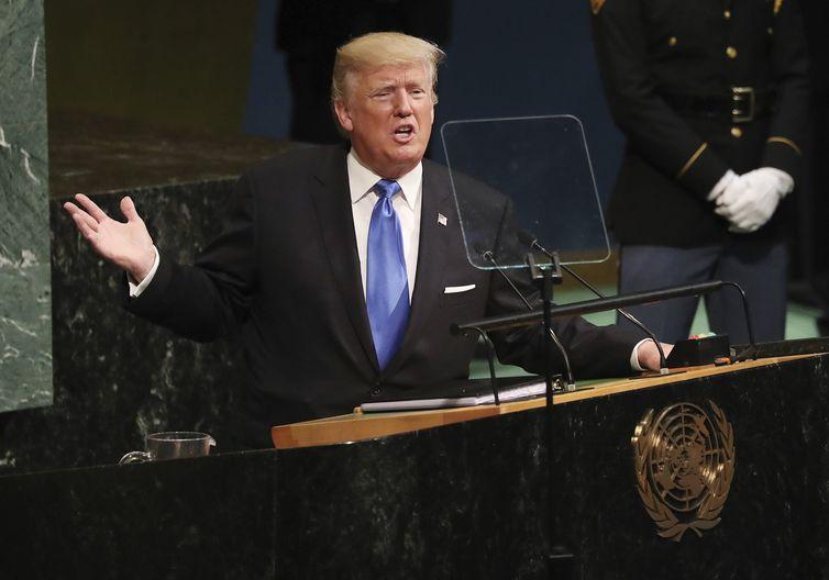 Donald Trump retira Estados Unidos do acordo nuclear com Irã