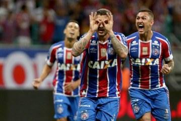 Da-lhe Baêa! Tricolor sapeca o Vasco na Fonte e abre vantagem para o jogo de volta pela Copa do Brasil