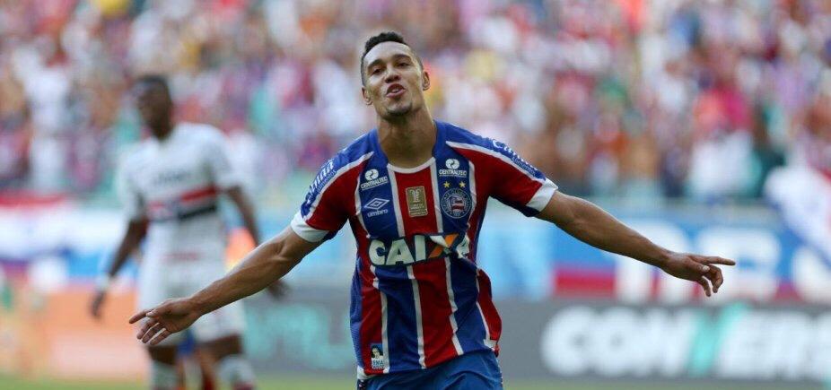 Vacilo! Bahia toma gol no final e empata com o São Paulo