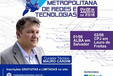 Seminário de Integração Metropolitana de Redes e Tecnologias começa amanhã (1)