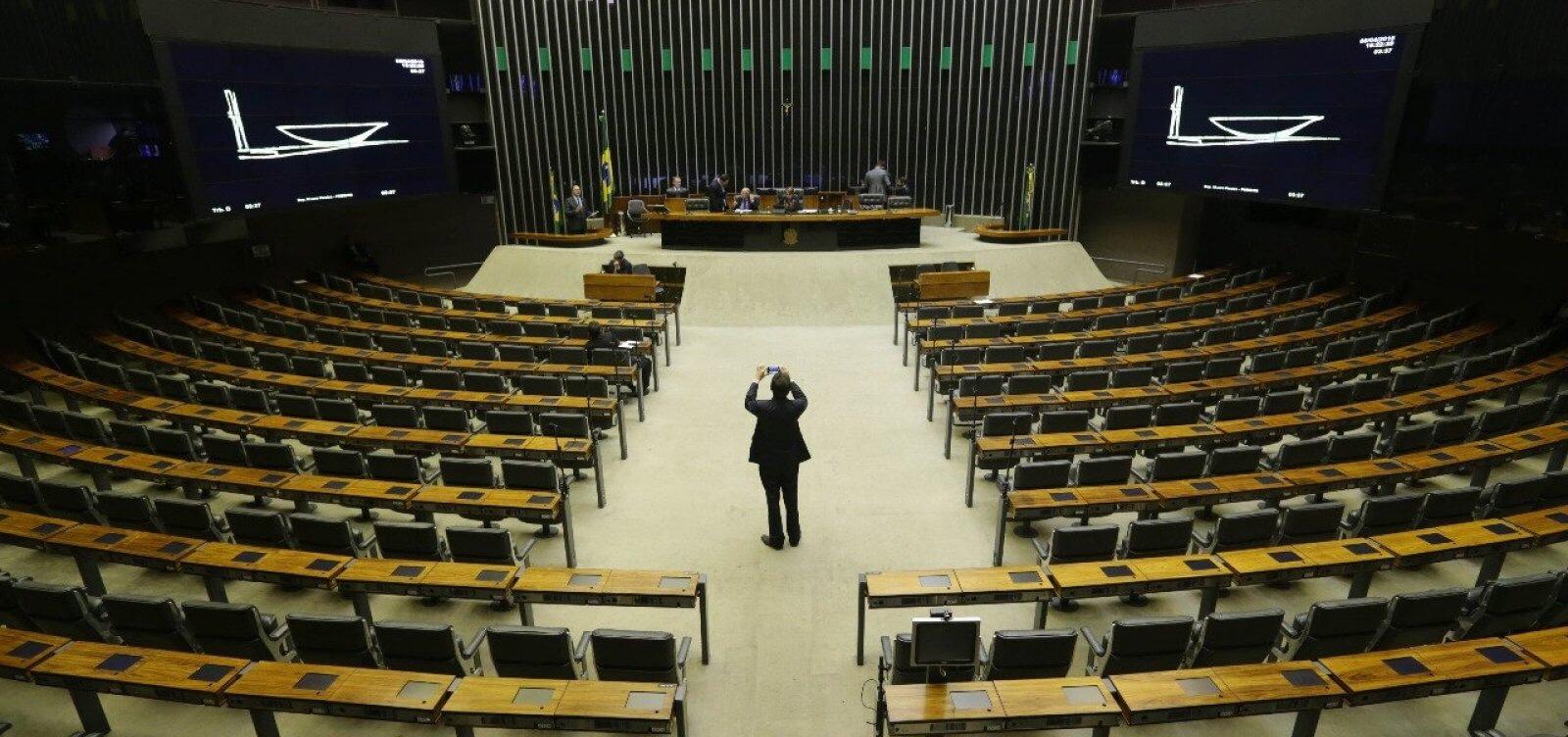 'Chapa da morte' pode tirar medalhões da oposição da Câmara dos Deputados