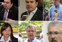Reforma trabalhista, terceirização e teto dos gastos: relembre como votaram os deputados baianos