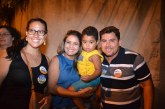 Expresso M&M esteve em Vila Praiana, nesta terça-feira