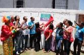 População comemora entrega de pracinha no Parque Santa Rita