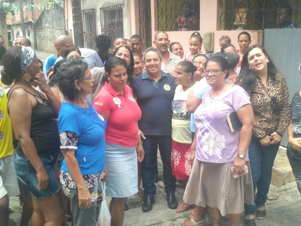 """""""A população do Subúrbio de Salvador precisa de oportunidades"""", diz Sérgio Gomes"""