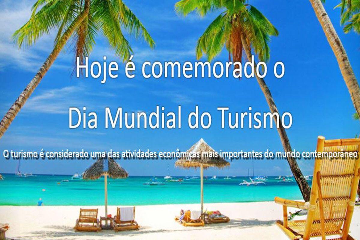 Dia Mundial do Turismo e Dia do Turismólogo