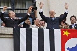 Do PSDB, ex-governador de São Paulo declara voto em Haddad