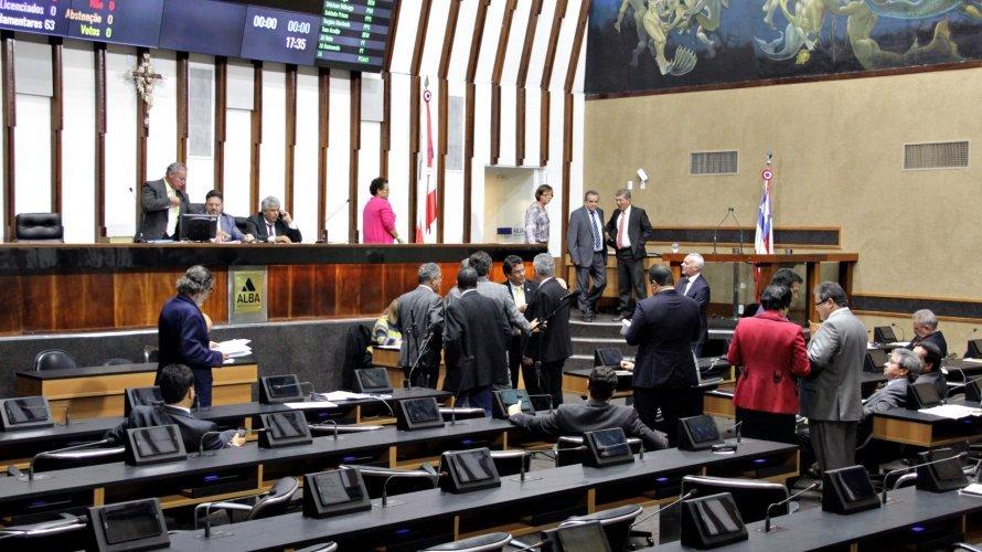 Plenário da AL-BA é reaberto nesta terça com expectativa de votação de projetos