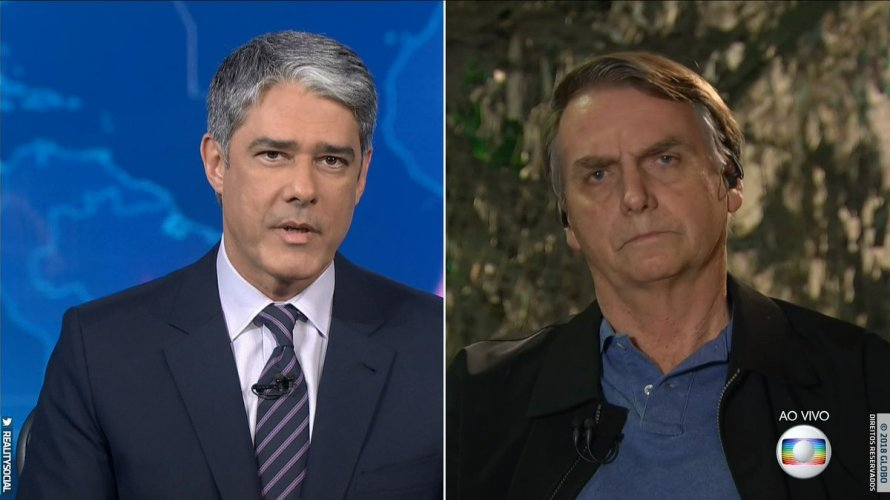 """Bolsonaro declara guerra à Folha: """"Esse jornal não terá o apoio do Governo Federal"""""""