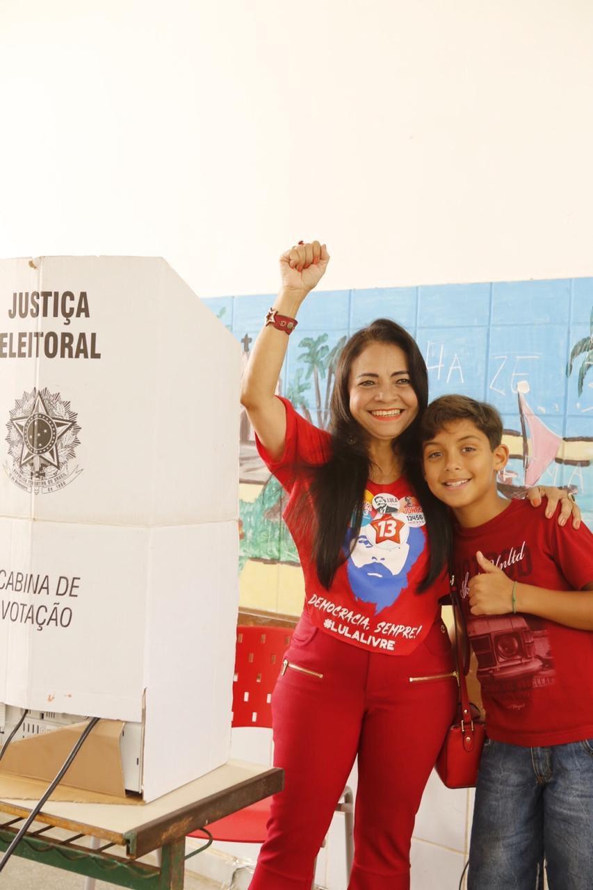 Moema cada vez mais forte em Lauro de Freitas! Deputados da sua base tiveram uma boa votação na cidade
