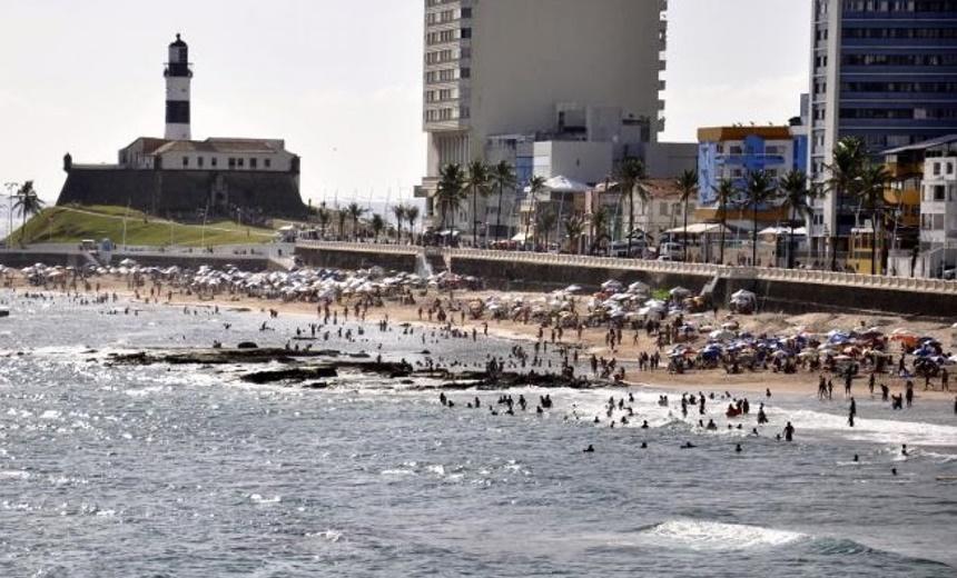 Saiba quais são as 16 praias apontadas pelo Inema como impróprias para banho