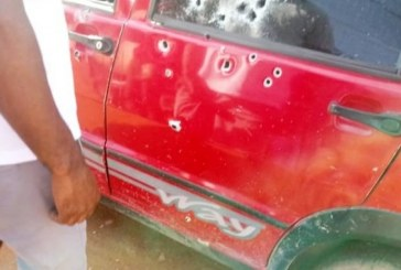 Mulher morre e marido fica ferido em emboscada com mais de 30 tiros em Itabela